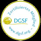 Zertifiziertes Mitglied Deutsche Gesellschaft für Systemische Therapie, Beratung und Familientherapie